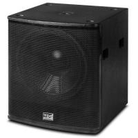 Buy cheap 18inch 8 Ohms Professional Line Array Subwoofer 132db Dj Musical Subbas from wholesalers