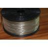 Buy cheap Gold 3mm PLA Filament For Desktop 3D Printer , 3.0mm 3D Printer Filament from wholesalers