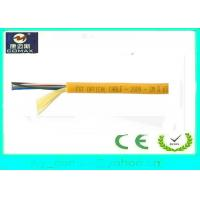 Buy cheap 9 / 125 Single Mode Fiber Patch Cable , GJFJV Distribution 24 Core Fiber Optic Cable from wholesalers