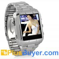 Buy cheap MP4 Player Watch + Voice Recorder + Digital Compass - 8GB from wholesalers