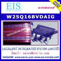 Buy cheap W25Q16BVDAIG - WINBOND - 16M-BIT SERIAL FLASH MEMORY WITH DUAL AND QUAD SPI product