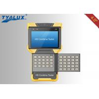 Buy cheap 4 inch IP Camera Tester IPC Tester for PTZ Controller / Dome Camera from wholesalers