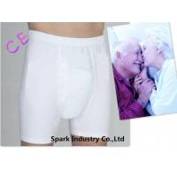 Buy cheap Cotton Adult Washable Incontinence Briefs With Pad For Men from wholesalers