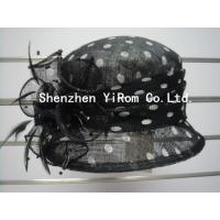 Buy cheap YRSM13049 sinamayhat,church hat,occasion hat,race hat from wholesalers
