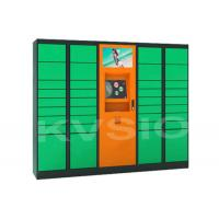 Buy cheap Top Security Parcel Delivery Lockers Compact Structure 1 Year Warranty from wholesalers