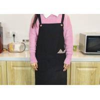Buy cheap Home Kitchen Cooking Apron , Canvas Cooking Apron With Adjustable Straps from wholesalers