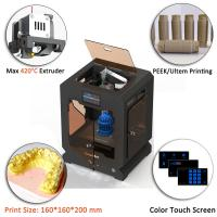 Buy cheap CreatBot F160 3d Dental Printer , 3d Laser Machine With Online Support from wholesalers