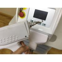 Buy cheap Q Switched Nd Yag Laser Pigmentation Removal Machine , Mini Tattoo Removal Laser Machine from wholesalers