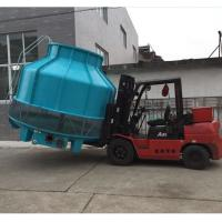 Buy cheap Commercial Anti Rust Water Cooling Tower 200T For Plastic Moulder Machine 156.21m3/H from wholesalers
