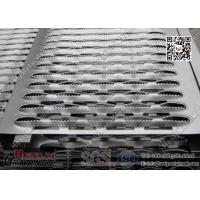 Buy cheap Aluminum Metal Safety Grating With Serrated Surface | China Safety Grating Factory from wholesalers