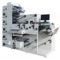 Buy cheap Automatic 5 Colors Paper Flexo Printing Machine 320 / 480-D For Paper Table from wholesalers