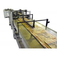 Buy cheap Advanced High Efficiency Bottom Sealing Bag Making Machine For Cement from wholesalers