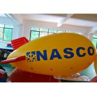 Buy cheap Large Inflatable Blimp for Event Advertising / Inflatable Airplane Balloon for Advertising from wholesalers