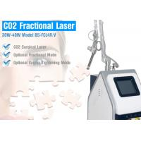 Buy cheap CO2 Laser Fractional Skin Resurfacing Treatment from wholesalers