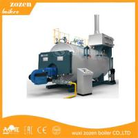 Buy cheap 8 ton coal fired boiler  price|wet back three pass steam boiler from wholesalers