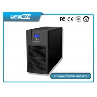 Buy cheap 6KVA-10KVA Tower Type High Frequency Online UPS With Double Conversion from wholesalers
