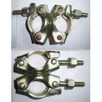 Buy cheap Scaffolding coupler/clamp from wholesalers