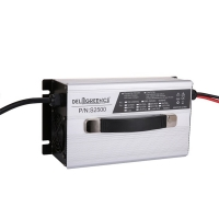Buy cheap 54.6V 48V 2500w Smart Ev Charger For Li Ion Battery from wholesalers