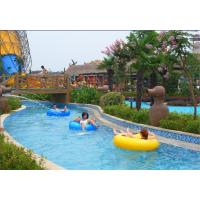 Buy cheap Spray Park Relax Extreme Lazy River Water Park for Family Leisure from wholesalers