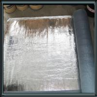 Buy cheap Aluminum film waterproof roofing material self-adhesive felt sheets from wholesalers