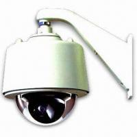 Buy cheap Pressurized Speed Dome Camera with 216x Maximum Zoom and Die-cast Dual Aluminum Housing from wholesalers