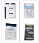 Buy cheap Plastic Tamper Evident Security Bags /Medical Biohazard Specimen Bag from wholesalers