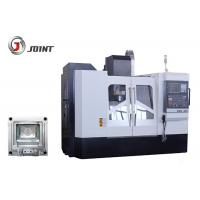 Buy cheap Mould Processing Vertical Machine Center , BT40 45° Spindle VMC Lathe Machine from wholesalers