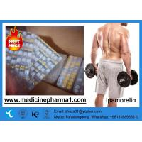 Buy cheap Injectable Peptide Hormones Ipamorelin CAS: 170851-70-4 for Gaining Strength from wholesalers