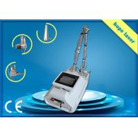 Buy cheap White Most Effective Co2 Fractional Laser Machine Acne Scar Removal from wholesalers