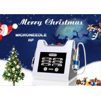 Buy cheap 2 Handles Bipolar RF Fractional Microneedling Machine , Skin Rejuvenation Equipment from wholesalers
