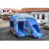 Buy cheap Water slide Jumping Castle Fish Bouncer / Combo Paly Center Park from wholesalers