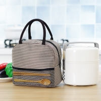 China Water Resistant Aluminum Film Insulated Lunch Cooler Bags on sale