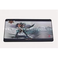 Buy cheap Fireproof Rubber Play Mat , Eco-friendly Custom Yugioh Playmats from wholesalers