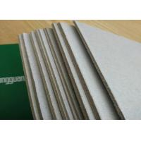 Buy cheap Strong Adhesive Foldable Laminated Grey Board Thicker Gray Paperboard from wholesalers