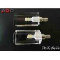 Buy cheap Household Hexagon E12 Led Candle , 450lm Led Candle Light Bulbs Dimmable from wholesalers