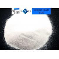 Buy cheap No Dust Ceramic Bead Blasting  B120 Zirconia Sand for Deburring Medical Instrument from wholesalers