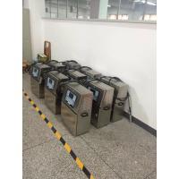 CIJ Industrial Inkjet Printer Inkjet Marking Equipment With 120 Watt