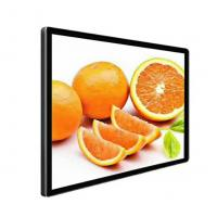 Buy cheap Android 4.2 OS Touch Screen Digital Signage Menu Interactive Panel 450cd/M2 Brightness from wholesalers