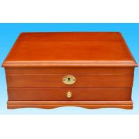 Buy cheap Solid wood jewelry box, luxury wooden packing box for gifts from wholesalers