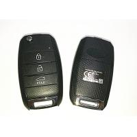 Buy cheap Plastic Material KIA Remote Key RKE-4F13 / 3 BUTTON Flip Key Car Remote product