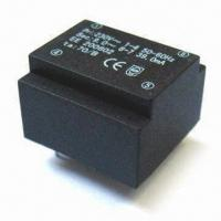 Buy cheap 0.35VA Encapsulated Power Transformer, Various Voltages are Available, Small Size from wholesalers