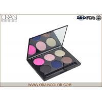 Multi Function Mineral Eyeshadow Palette Eyeshadow Kits For Brown Eyes