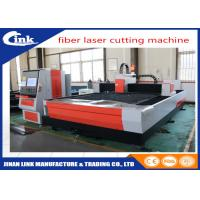 Buy cheap Carbon Steel / Stainless Stee Fiber Laser Cutting Machine 750W 1000w 2000w from Wholesalers