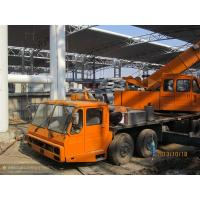 Buy cheap 50T KATO TRUCK Crane for sale nk-500E 1990 from wholesalers