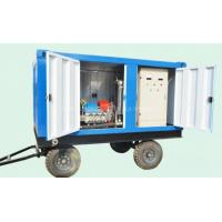 Buy cheap Water Blasting Machine High Pressure Cleaner Water Jetting Washing Machine from wholesalers