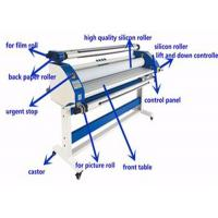 High Precision Vinyl Cold Lamination Machine , electric cold laminator Automatic Feed