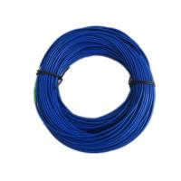 Buy cheap 4 Cores Armored Fiber Optic Patch Cables Singlemode For Access Network from wholesalers
