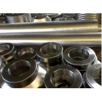 Buy cheap Custom Titanium Alloy CNC Machined Auto Parts from wholesalers