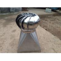Buy cheap 250mm Non Power Air Driven Turbine Fan from wholesalers