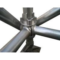 China Q235 Hot Dipped Galvanized, Construction Used, Cuplock Scaffolding System on sale